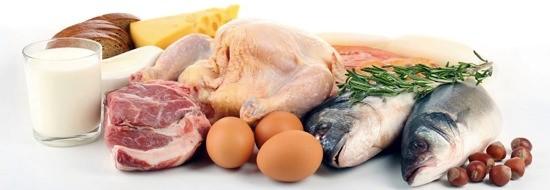 В един грам протеини се съдържат 4 калории.