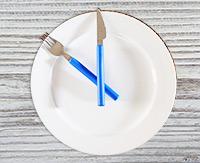 nutrition clock